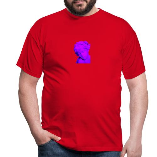 art vaporwave - Maglietta da uomo