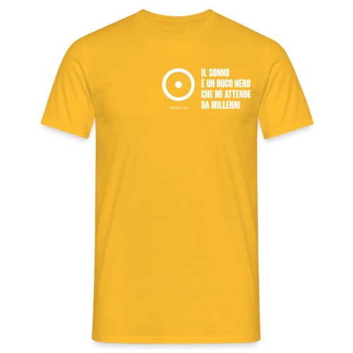 serigrafia sol - Men's T-Shirt
