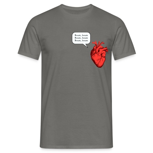 boum png - T-shirt Homme