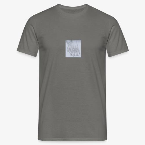 main dans la main - T-shirt Homme