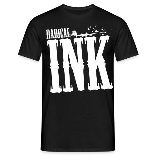 ink front - Männer T-Shirt