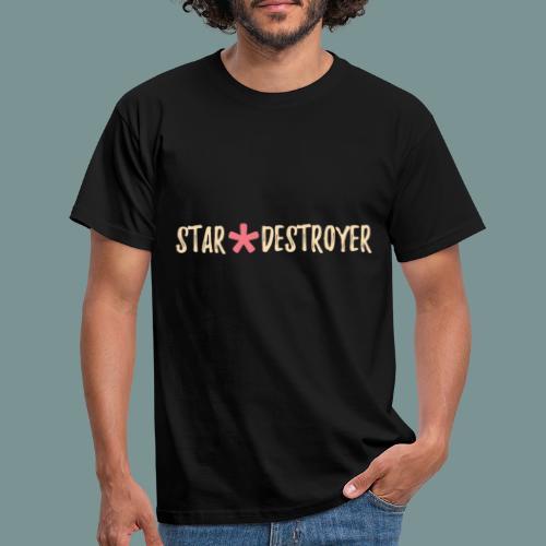 Star Destroyer - Mannen T-shirt