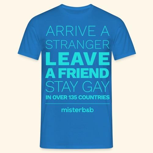 misterb&b - T-shirt Homme