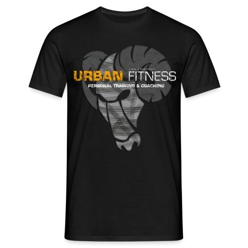 UF Widder gross - Männer T-Shirt