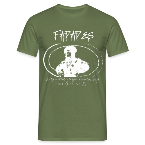 Fadades ist Krieg - T-shirt Homme