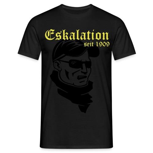 eskalation - Männer T-Shirt