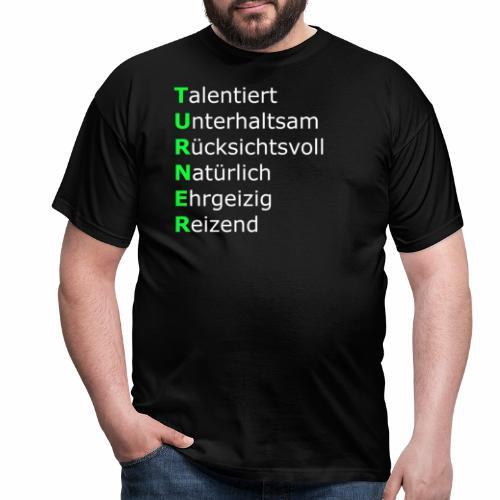 Turner - Männer T-Shirt