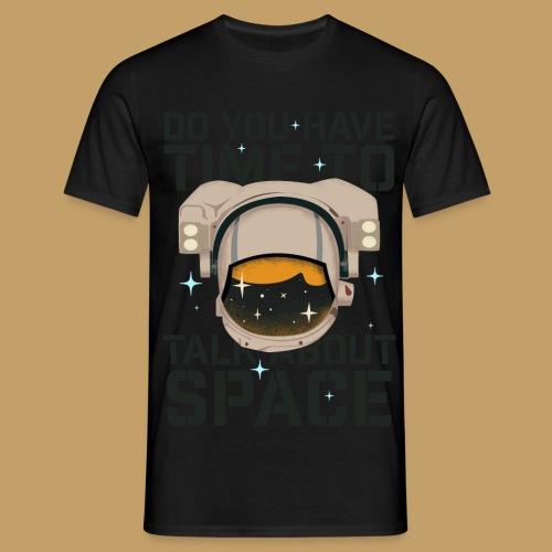 Time for Space - Koszulka męska