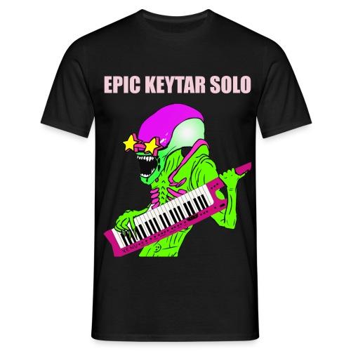 1400945 12210864 xenufinalrgbwithtext or - Men's T-Shirt