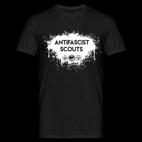 Antifascist Scouts - Men's T-Shirt