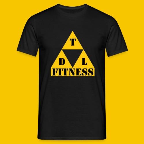 Bigger x2 Transparent - Men's T-Shirt