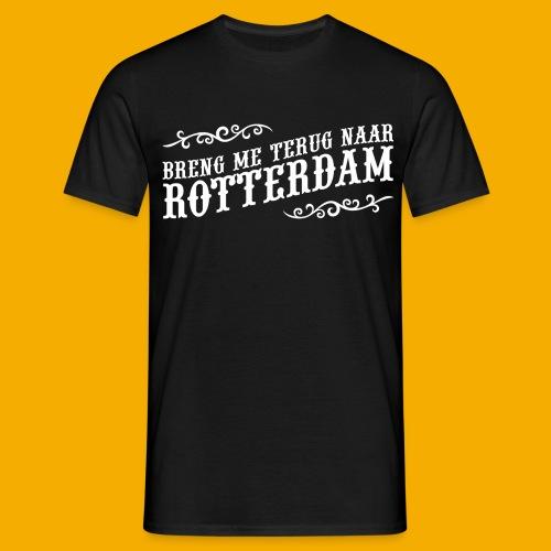 bmtnr wht 01 - Mannen T-shirt