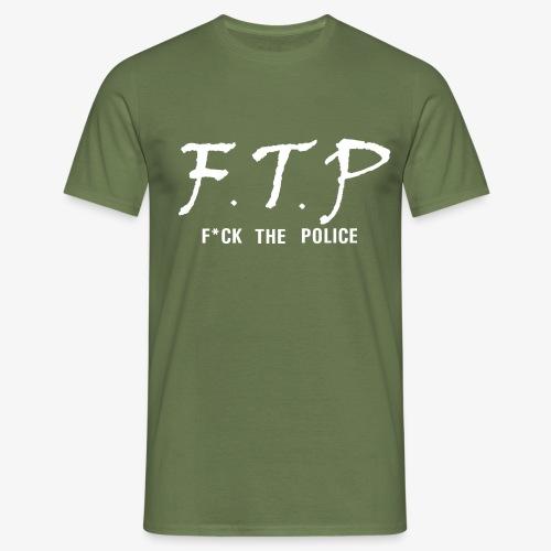 Anti Police - Männer T-Shirt