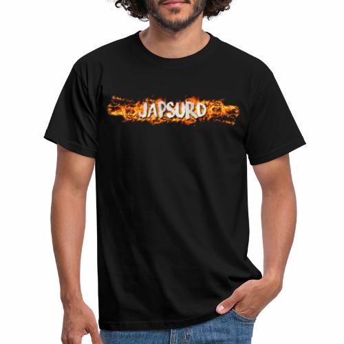 Japsurd Officieel Logo - Mannen T-shirt