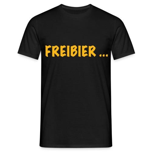 freibierfront - Männer T-Shirt