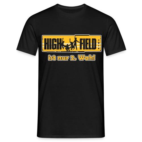highfield2014 - Männer T-Shirt