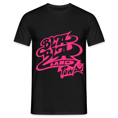 logo blabla noir - T-shirt Homme