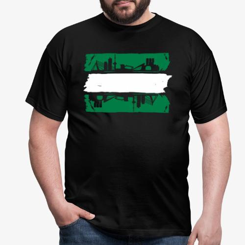 skyvlag - Mannen T-shirt