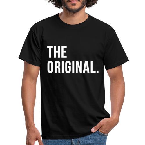 The Original Eltern Kind Partnerlook - Männer T-Shirt