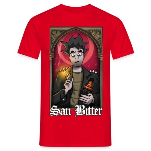 San Bitter - Camiseta hombre