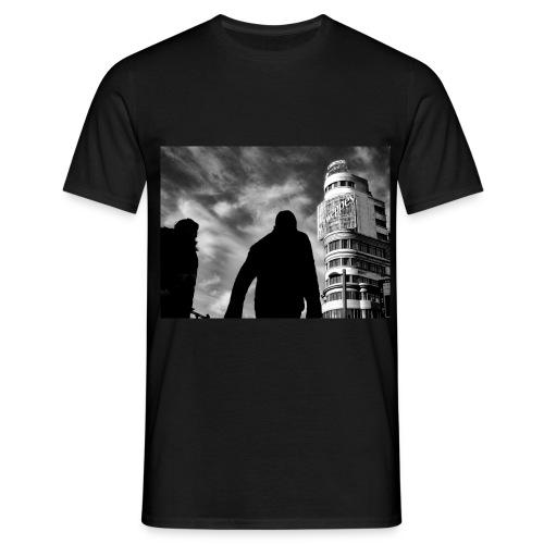 Madrid - Camiseta hombre
