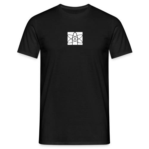 Atheism symbol - Männer T-Shirt