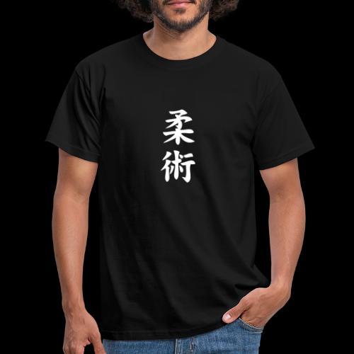 ju jitsu - Koszulka męska