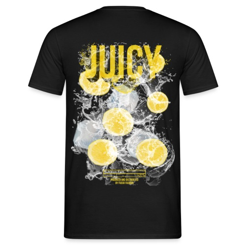 Juicy Lemon Tee - Männer T-Shirt