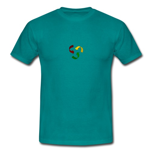 Rastacycle - T-shirt Homme