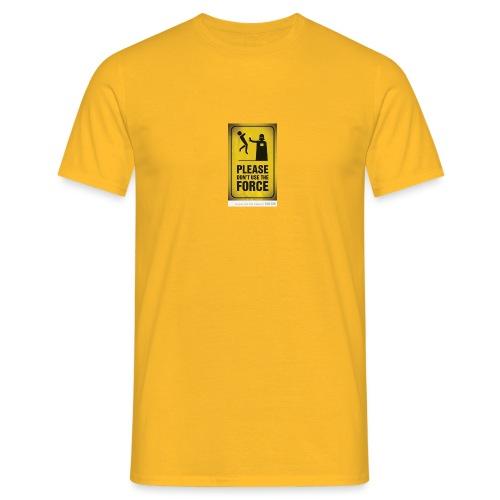 david acosta 3 - Camiseta hombre