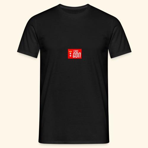 #fromGDN - Koszulka męska