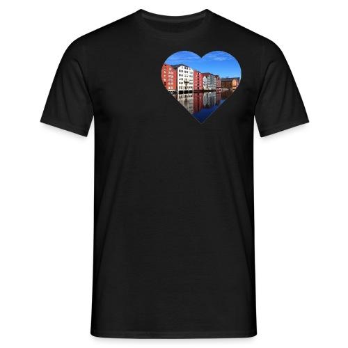 brygga png - T-skjorte for menn