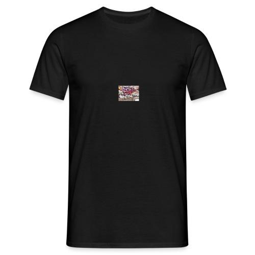 Sprayer Turnsack - Männer T-Shirt