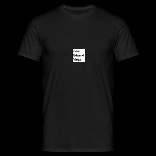 SeanEdwardVlogs VERSION 1 - Men's T-Shirt