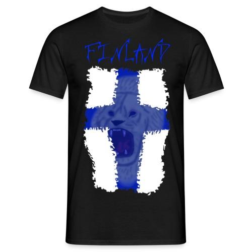 leijonalopullinen png - Miesten t-paita