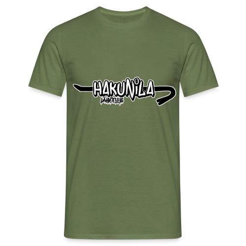Hakunila lähiötyyli - Miesten t-paita