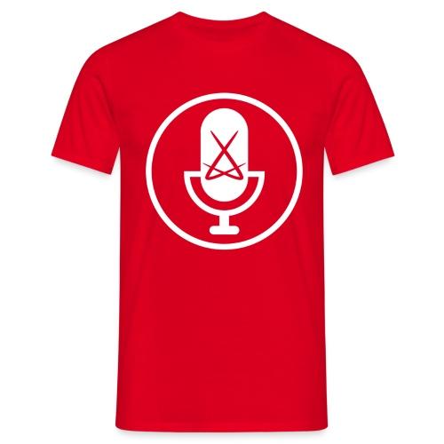 Leaux Podcast Logo - Mannen T-shirt
