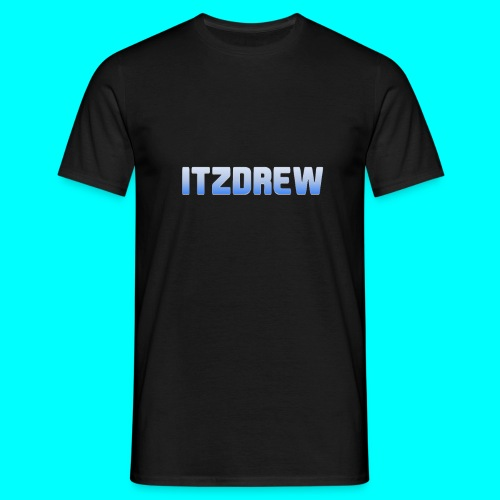 ITZDREW MERCH - Men's T-Shirt