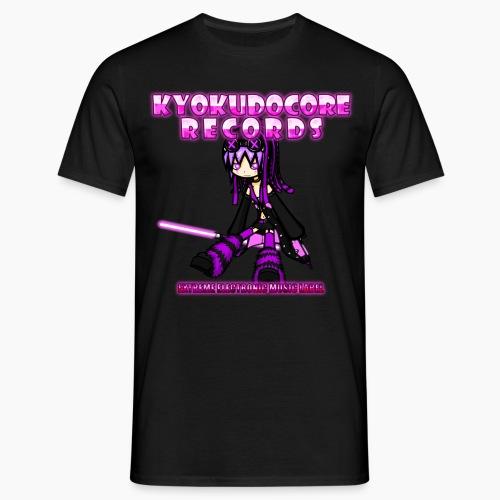 KyokudoCore Records - Men's T-Shirt