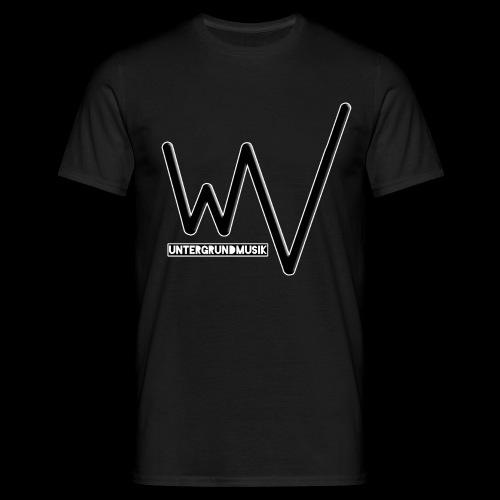 WAV LOGO T-SHIRT - Männer T-Shirt