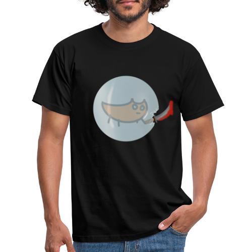 lookin sus - Men's T-Shirt