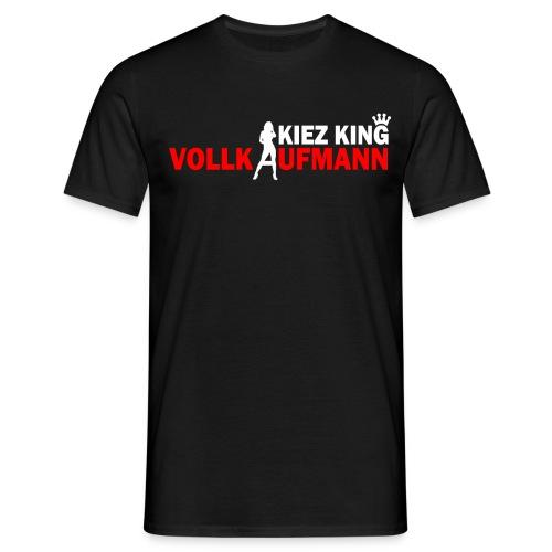 vollkaufmannwhite - Männer T-Shirt