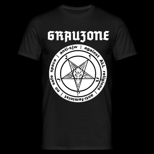 Shirt Grauzone2 png - Männer T-Shirt