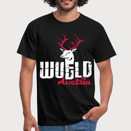 Wüld Austria - Männer T-Shirt
