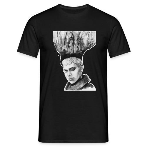 Dibujo creativo - Camiseta hombre