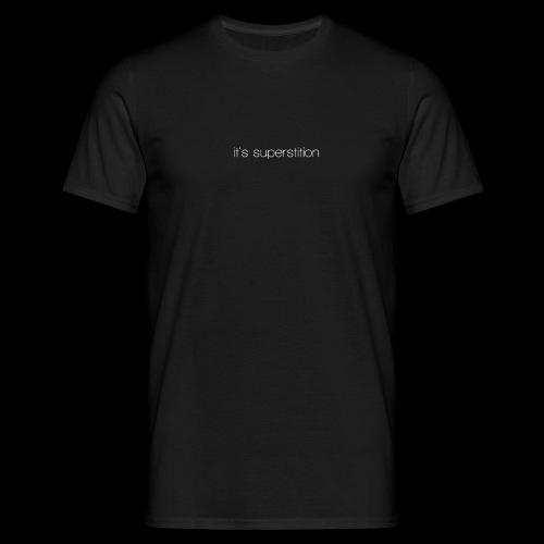 Y2K - Superstition - Men's T-Shirt