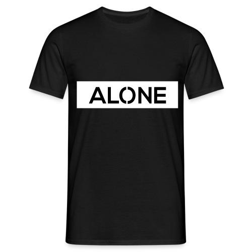 Alone BLACK Edition - Maglietta da uomo