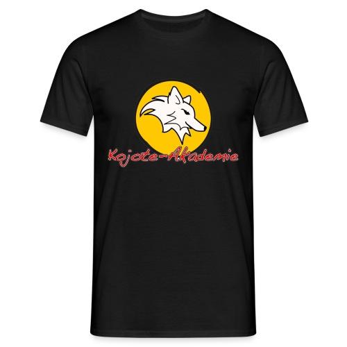 logokreishinten - Männer T-Shirt