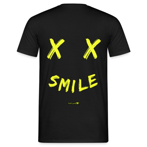 stealth smile - Men's T-Shirt