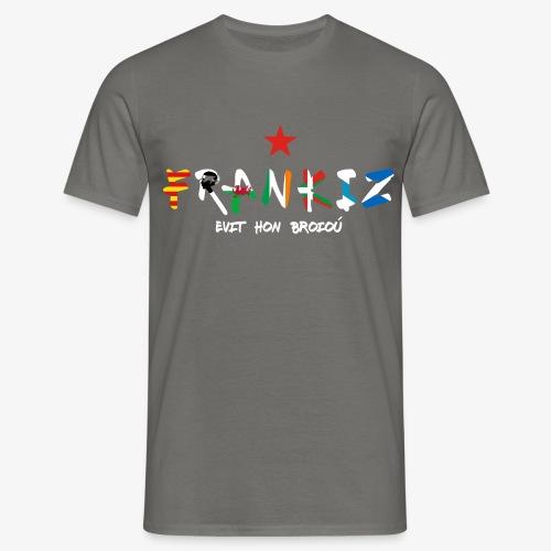 FRANKIZ - Men's T-Shirt
